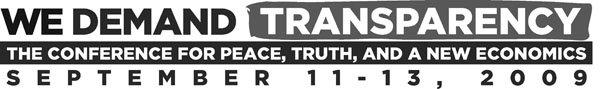 WeDemandTransparency Banner