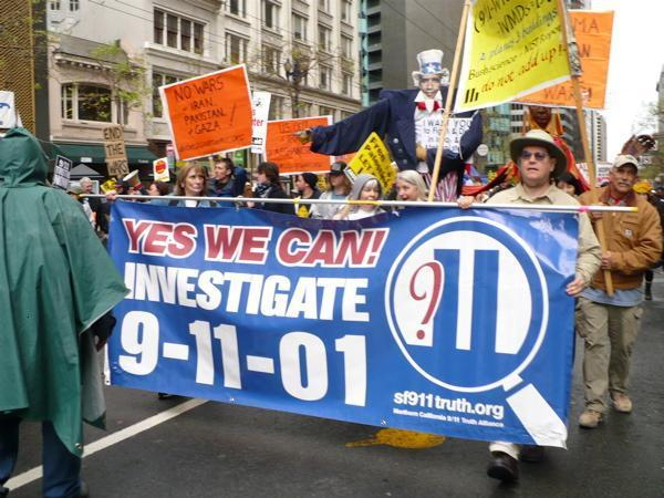 Yes We Can 9/11