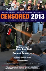 Censored 2013 Cover