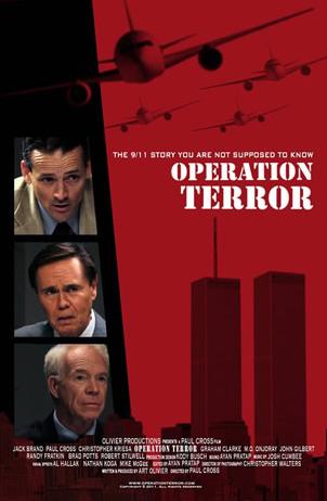 Operation Terror Poster