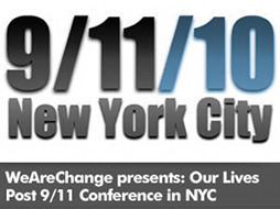 Banner for We Are Change New York City