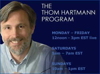 The Thom Hartmann Program