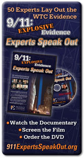 Banner of ae911Truth.org Expert Speak Out