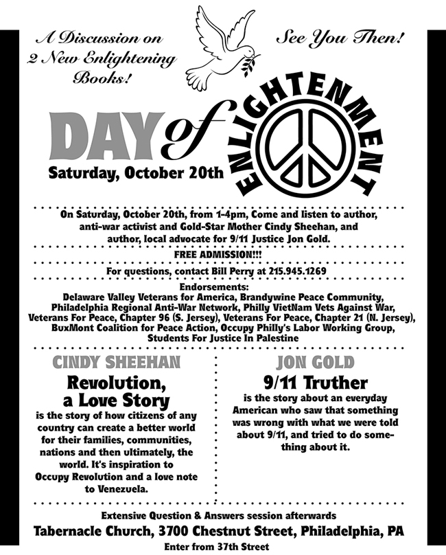 Day of Enlightenment Flyer