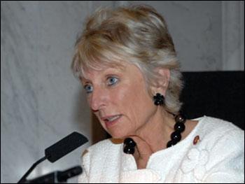 Photo of Representative Jane Harmon