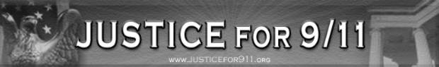Logo for Justice for 9/11