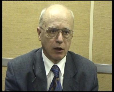 Photo of Professor Hans Koechler