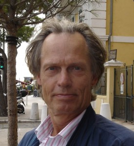 Photo of Niels Harritt