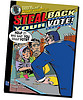 Cover Image of comic: steal back your vote