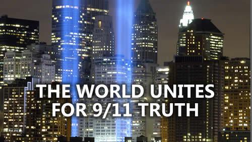 world unites banner
