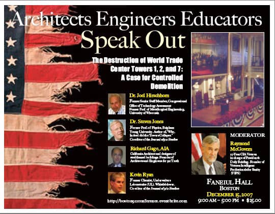 Architects Engineers Educators Speak Out