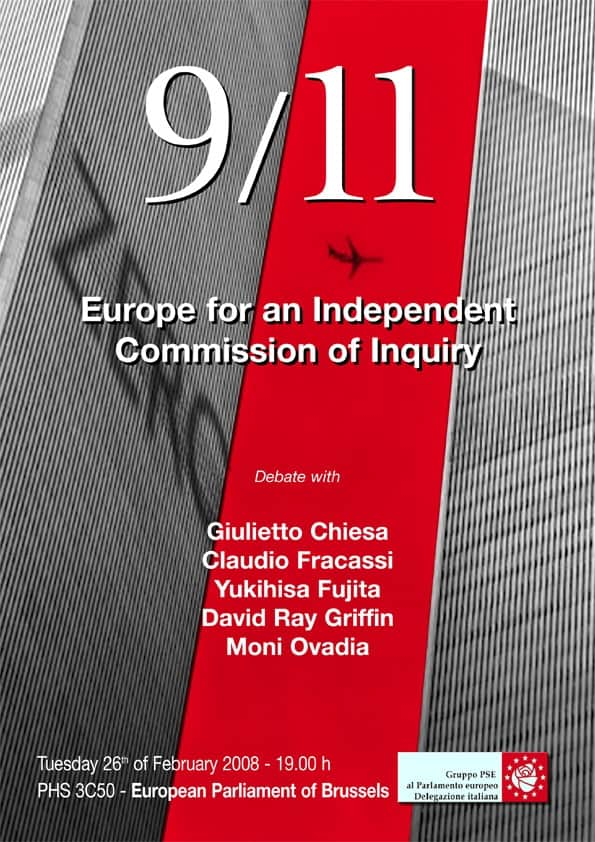 EUROPE FOR AN INDEPENDENT COMMISSION OF INQUIRY