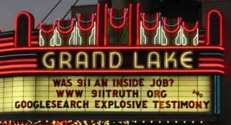 Image of Grand Lake Theater Marquee