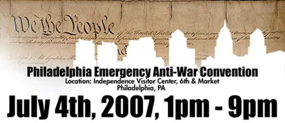Philadelphia Emergency Anti-War Convention