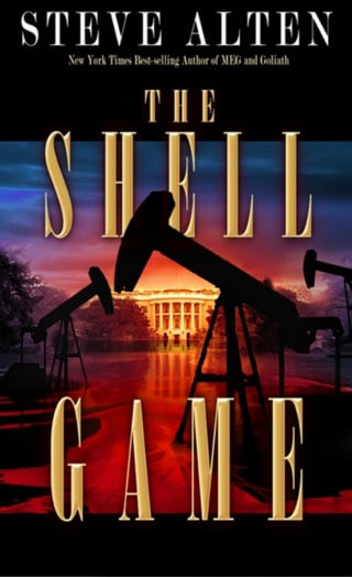 Cover image of Shell Game by Steve Alten