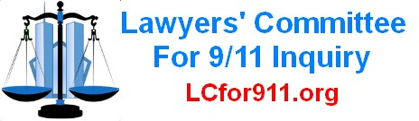 Lawyers' Committee for 9/11 Inquiry logo