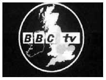 Logo for BBC TV