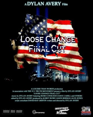 Loose Change Final Cut poster with film credits