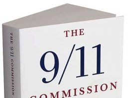 Image of the cover of 911 Commission Report