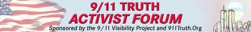 9/11 Truth Activist Forum header