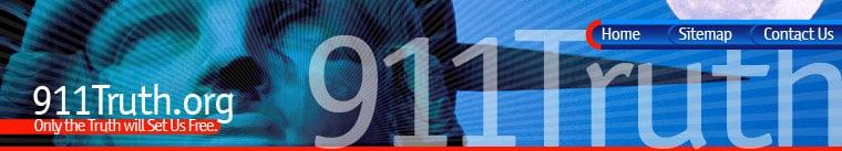 Original 911 Truth Banner