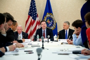 Photo of FBI 911 Review Commission
