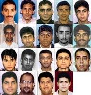 19 9-11 hijackers