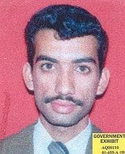 Photo of Ali Abdul Aziz Ali from government exhibit