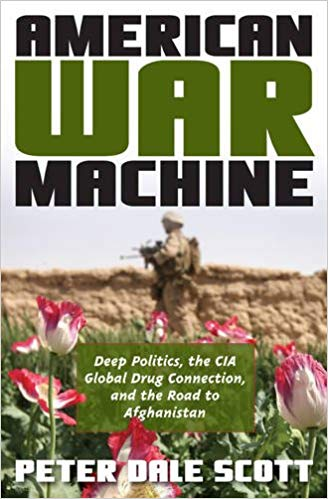 American War Machine by Peter Dale Scott