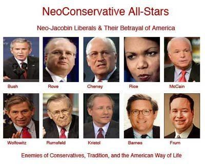 Images of Bush Cheney Neocons