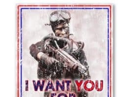 Uncle Sam Wants You for Counterterrorism