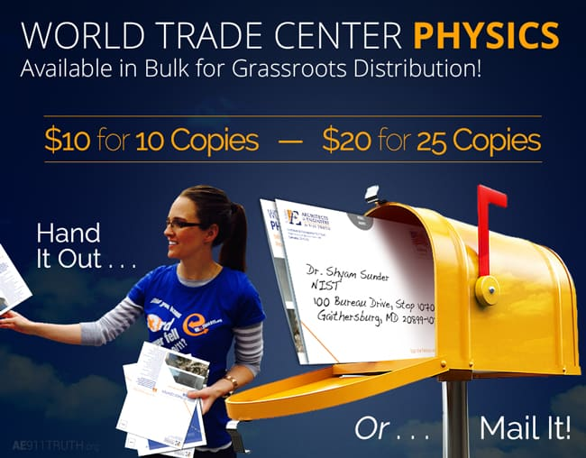 World Trade Center Physics: Why Constant Acceleration Disproves