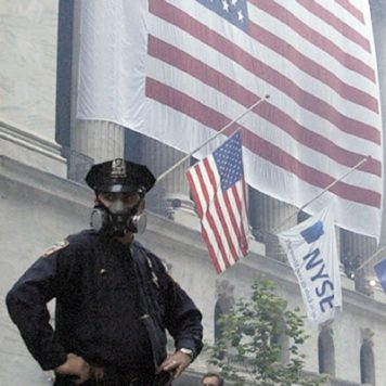 NYPD officer exposed to toxic dust near WTC site