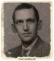 Paul Helliwell in Smathers law school photo from 1938