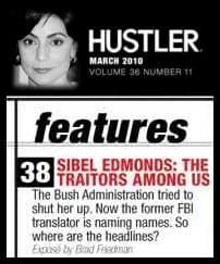 Brad's article on Edmonds published by Hustler