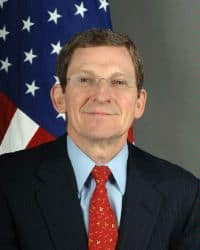 Photo of Marc Grossman, US State Department portrait