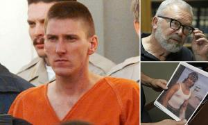 Photos of Timothy McVeigh, Jesse and Kenneth Trentadue