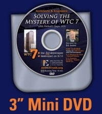 AE911Truth's mini DVD of Solving the Mystery of WTC 7