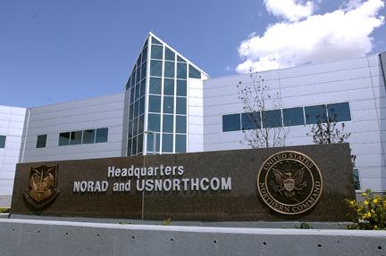 Photo of NORAD and USNORTHCOM headquarters