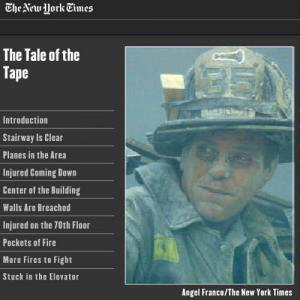 New Evidence in Firefighter Communications