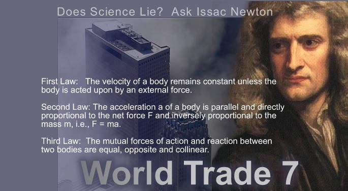 Image of Isaac Newton: Does Science Lie?