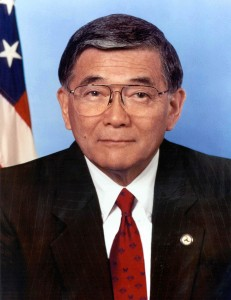 Portrait of Norman Mineta