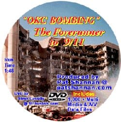 Image of the DVD: OKC Bombing - the Forerunner of 911