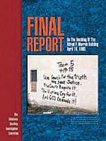 Cover image of Final Report: Oklahoma City Bombing