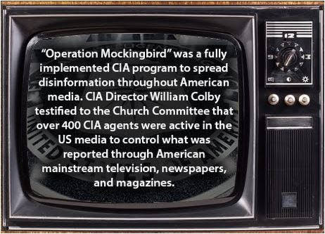 The history of Operation Mockingbird