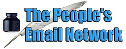 The People's Email Network
