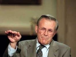 Defense Secretary Rumsfeld on Larry King