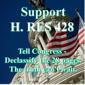 Image asking for Support for HR 428