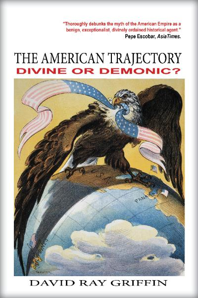 American Trajectory Divine or Demonic? full book cover