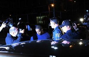 FBI agents arrest James Cromitie for bomb plot